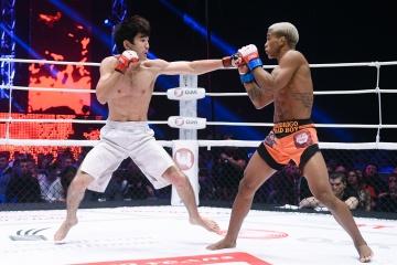 Rodrigo Melonio vs Arman Ashimov, M-1 Challenge 85