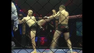 Мусаил Алаудинов vs Йоаким Энгберг, M-1 MFC - Russia vs. the World 6