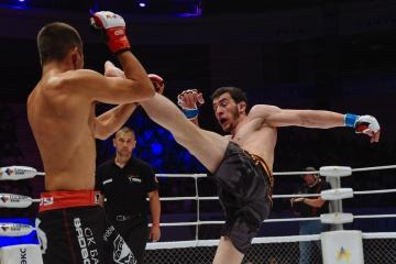 Азамат Жантудуев vs Баир Штепин, M-1 Challenge 67
