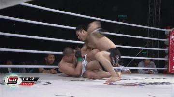 Донг Янг Ли vs Кириро Мано, M-1 Selection 2011 - Asia Round 1
