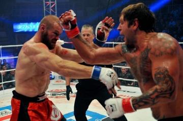 Александр Емельяненко vs Константин Глухов, M-1 Challenge 34
