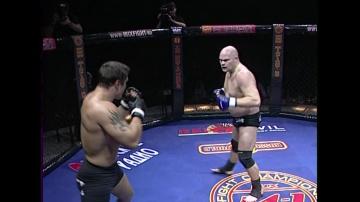 Роман Зенцов vs Боб Шрайбер, M-1 MFC - Russia vs. the World 6
