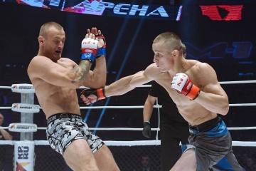 Юранд Лисицки vs Василий Козлов, M-1 Challenge 96