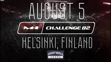 M-1 Challenge 82: Заяц vs Вянттинен, промо турнира, 5 августа, Хельсинки