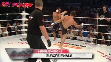 Магомед Султанахмедов vs Алексей Беляев, Selection 2010 Eastern Europe Finals