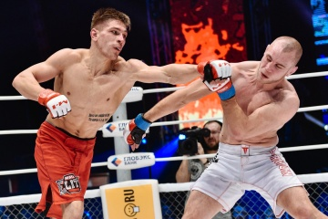 Штефан Лариш vs Максим Грабович, M-1 Challenge 64
