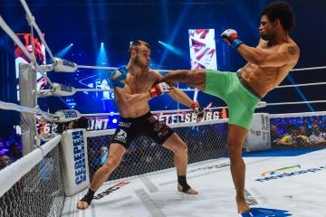 Sergey Romanov vs Andreas Birgels, M-1 Challenge 68