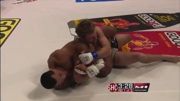 Винни Магальяш vs Джейк Дерр, M-1 Challenge 24