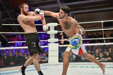 Максим Дивнич vs Хосе Вердехо, M-1 Challenge 44