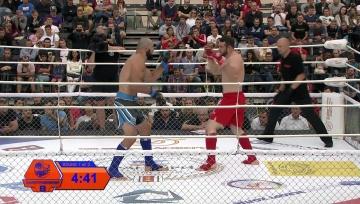 Арсен Абакаров vs Артур Алискеров, Fightspirit Championship 8