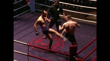 Арсен Янбеков vs Вадим Мельников, M-1 MFC - Exclusive Fight Night 3