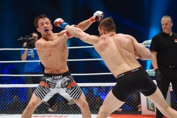 Андрей Лежнев vs Залимбег Омаров, M-1 Challenge 63