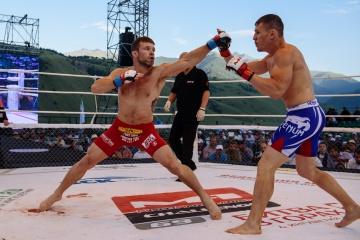 Ли Моррисон vs Андрей Лежнев, M-1 Challenge 69