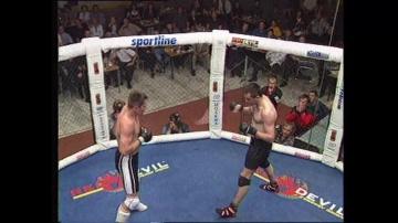 Деннис Дерябкин vs Ричардс Байка, M-1 MFC European Championship 1998