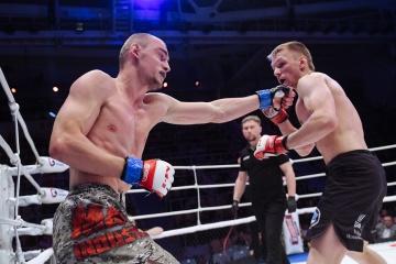 Олег Михайлов vs Виталий Твердохлебов, M-1 Challenge 78