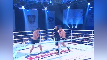 Роман Багин vs Павел Снигур, M-1 Selection Ukraine 2010 - Clash of the Titans