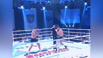 Роман Багин vs Павел Снигур, M-1 Selection Ukraine 2010 - Clash of the Titans