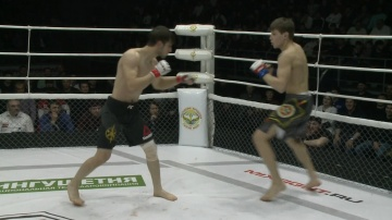 Сергей Клюев vs Арби Оздоев, Road to M-1