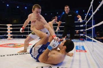 Руслан Фомин vs Руслан Ульяченко, M-1 Challenge 36