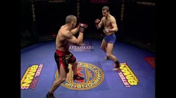Денис Канг vs Алексей Веселовзоров, M-1 MFC - Heavyweight GP