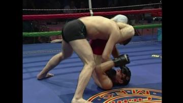 Magomed Magomedrasulov vs Vladimir Magomedshayshafiev, M-1 MFC: Russia vs Ukraine