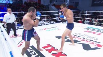 Максим Купцов vs Сероб Минасян, M-1 Selection 2009 7