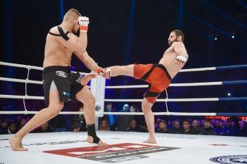 Денис Смолдарев vs Маро Перак, M-1 Challenge 55