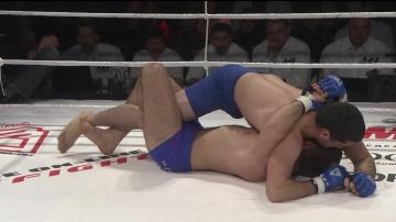 Магомед Султанахмедов vs Абдурахман Нурмагомедов, M-1 Selection 2009 9