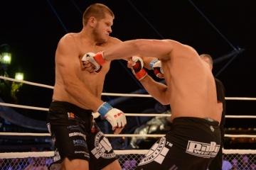 Marcin Tybura vs Damian Grabowski, M-1 Challenge 50