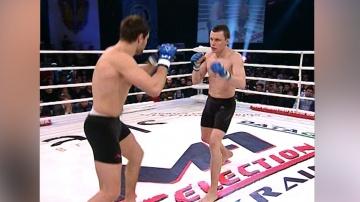 Владимир Катыхин vs Алексей Смирнов, M-1 Selection Ukraine 2010 - The Finals