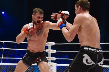 Виктор Немков vs Штефан Пютц, M-1 Challenge 63