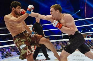 Виктор Немков vs Рашид Юсупов, M-1 Challenge 66