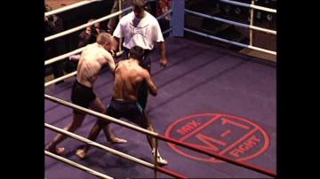 Роман Багиров vs Евгений Малафеев, M-1 MFC - Exclusive Fight Night 3
