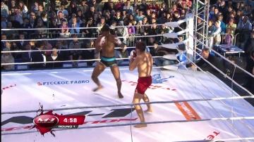 Алексей Невзоров vs Кристиан Вуапи, Selection 2010 Battle on Neva