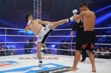 Хусейн Халиев vs Ясуби Эномото, M-1 Challenge 34