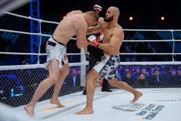 Дмитрий Войтов vs Адам Яндиев, M-1 Challenge 62