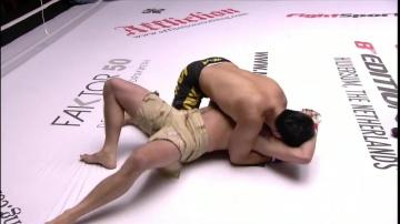 Татсуя Мизуно vs Рафаэль Родригез, M-1 Challenge 18