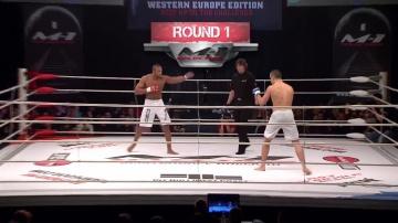 Томаш Наркун vs Олутаби Каледжей, Selection 2010 Western Europe Round 2