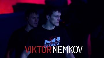 Виктор Немков встретится в бою с Ронни Маркесом на M-1 Challenge 77
