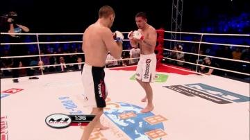 Алексей Мартынов vs Сунай Хамидов, M-1 Challenge 28