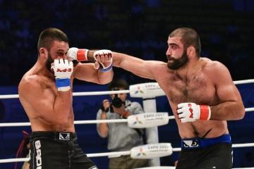 Александр Бойко vs Нодар Кудухашвили, M-1 Challenge 59