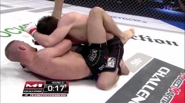 Штефан Пютц vs Виктор Немков, M-1 Challenge 46