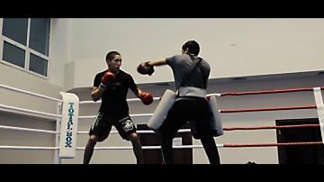 Подготовка к бою на M-1 Challenge 72. Баир Штепин из клуба Барс, Элиста