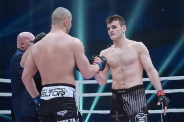 Rafal Kijanczuk vs Khadis Ibragimov, M-1 Challenge 101