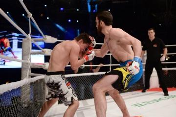 Олег Мисиков vs Иван Гетьман, M-1 Challenge 45