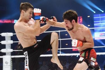Виталий Бранчук vs Микаэль Силандер, M-1 Challenge 82