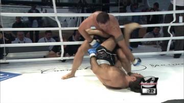 Михаил Заяц vs Лусио Линьярес, M-1 Challenge 04