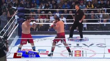 Курбан Ибрагимов vs Магомед Дибиров, M-1 Challenge 51