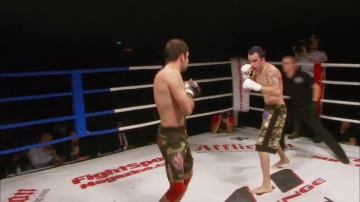 Бо Кинг vs Михаил Малютин, M-1 Challenge 07