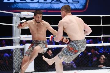 Андрей Лежнев vs Курбанали Абдусаламов, M-1 Challenge 77